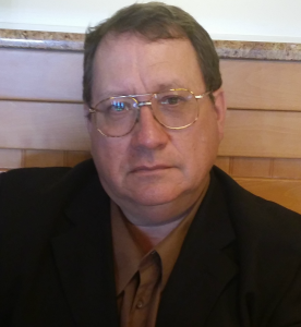 Official Author's Photo from March, 2015