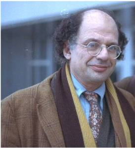 Allen_Ginsberg_1978 by Ludwig Urning