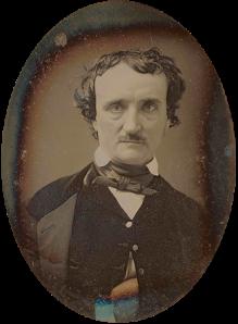Edgar Allan Poe, circa 1849