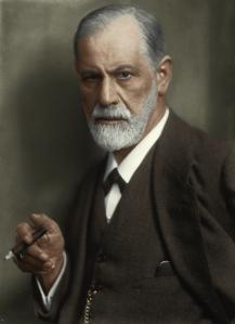 Sigmund FreudIllustration by FlyBit43