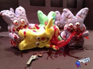 Zombie Peeps(from Texas Toys in Corpus Christi, TX)