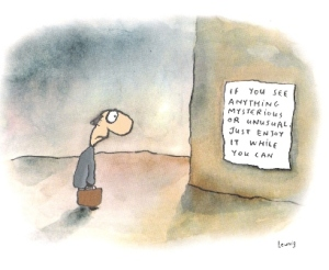 Cartoon by Leunig from idiolect.org.uk