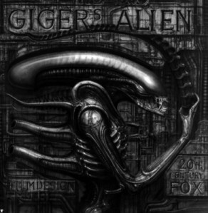 Alien IV by H.R. Giger