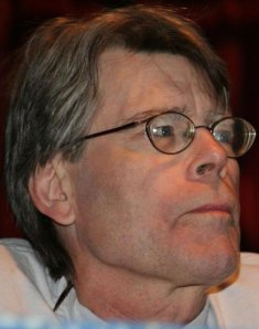 Stephen King at Comicon, 2007 Photo by Penguino