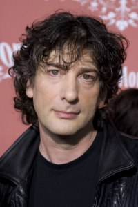 Neil Gaiman at the 2007 Scream Awards Photo by pinguino k