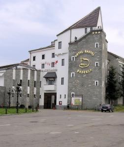Hotel Castel Dracula Borgo Pass, Romania