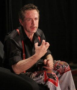 Clive Barker, Seattle, 2007 by Steven Friederich