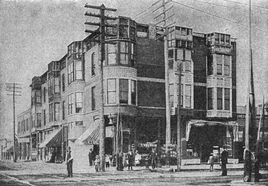 The HH Holmes Murder Castle  FrightFind