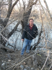 On the banks of the San Juan River, Farmington, NM. 2013 #3