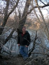 On the banks of the San Juan River, Farmington, NM, 2013 #2