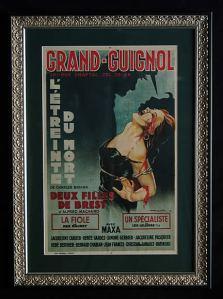 Grand Guignol poster from grandguignol.com