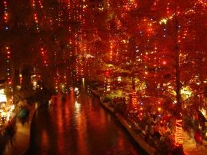 """""""Riverwalk Christmas 05"""" Photo by Zereshk, 2005"""