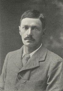 E.F. Benson circa 1902