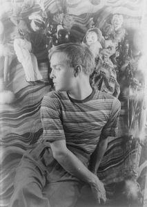 Truman Capote Photo by Carl Van Vechten 1948 Van Vechten Collection, Library of Congress