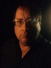 Self-portrait, August, 2016