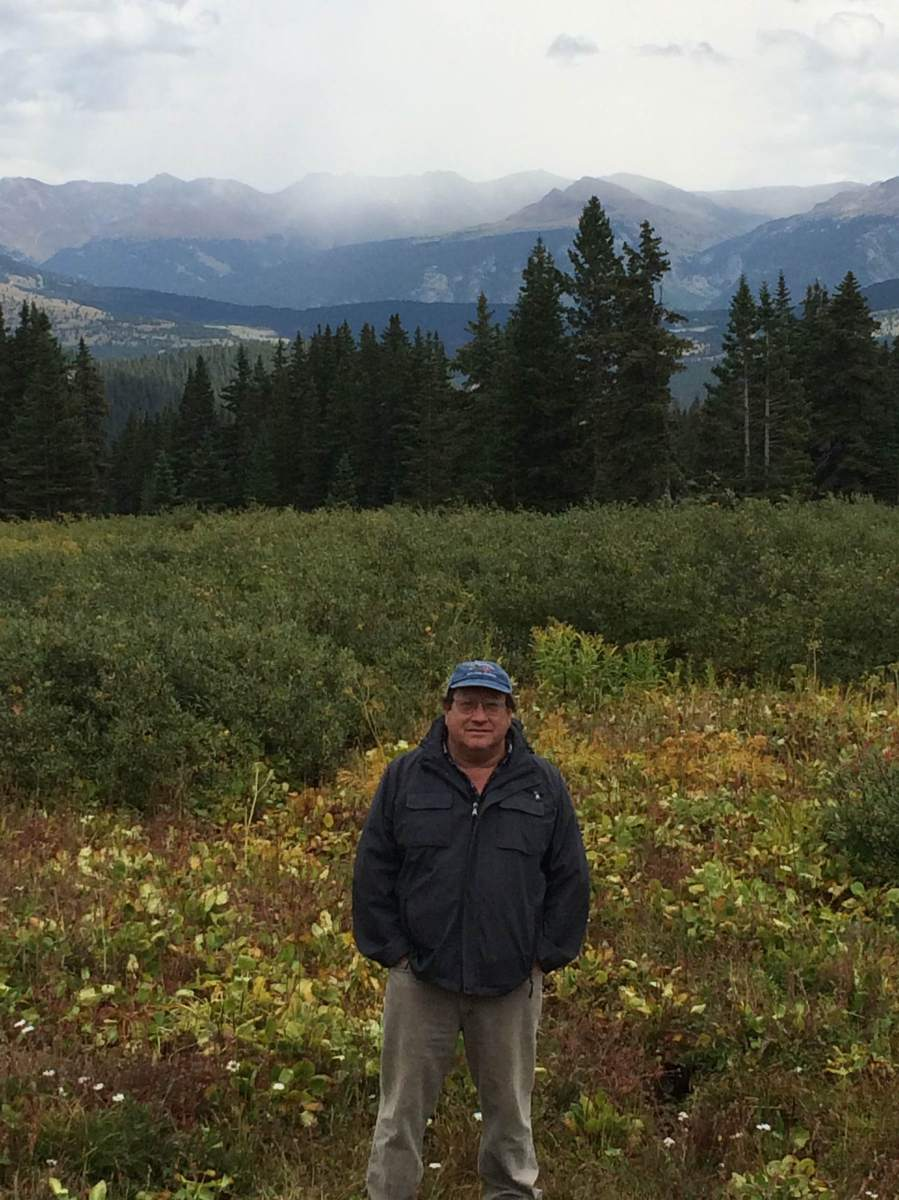 Hiking, Engineer Mtn, 2016 #2