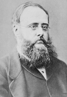 Wilkie Collins circa 1871(?)