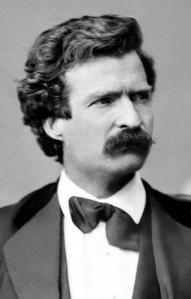 Mark Twain February 7, 1871