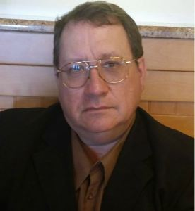 Phil Slattery portrait