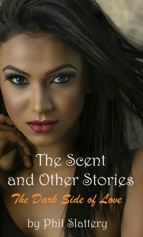 New Cover for The Scent and Other Stories