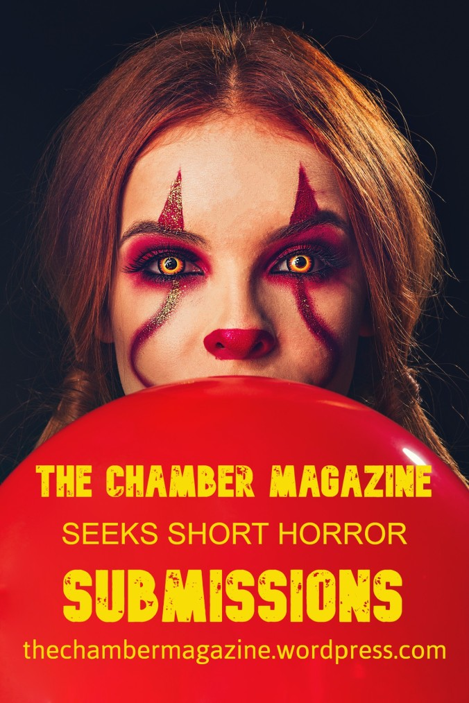 I am once again opening up The Chamber Magazine. Click on the photo or the link to go to its revamped homepage.